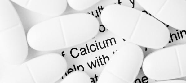 Calcium supplements may damage the heart