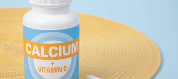 Vitamin D, calcium supplements may not lower fracture risk