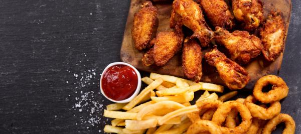 Steady intake of fried food tied to greater risk of heart disease