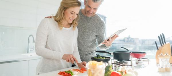 Cooking at home? It's likely cheaper and healthier