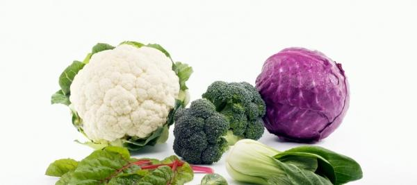 Four cruciferous vegetables to eat more often