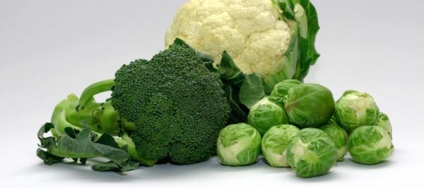 Eating cruciferous vegetables lowers inflammation