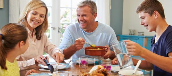 Home-cooked meals with no TV, linked to less obesity