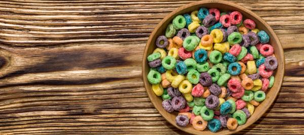 TV ads for sugary cereal influence kids' breakfast cravings