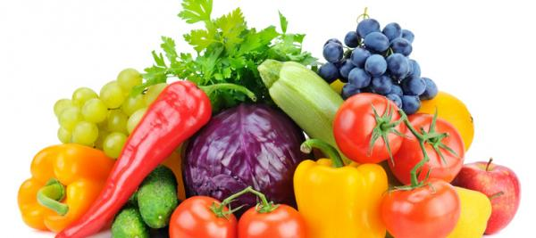 Eating 5+ fruits &  vegetables per day may curb lung disease