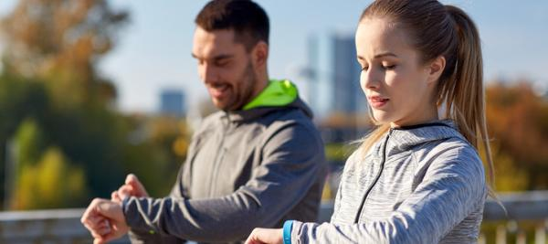 Set goals if you want your activity tracker to improve health