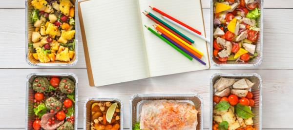 Want to eat better? Meal plan. Here's how.