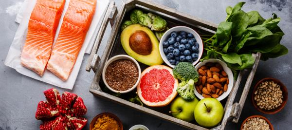Healthy diet tied to lower risk of fatty liver disease