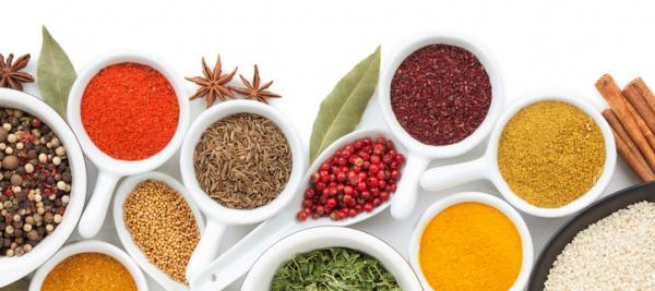 Add flavour – and antioxidants – with herbs and spices