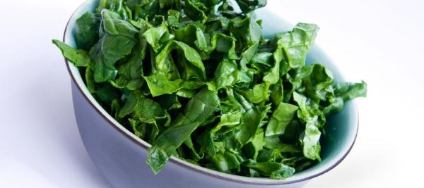 Eating leafy greens may lower glaucoma risk