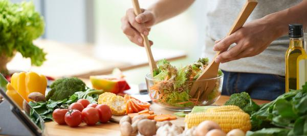Moderate consumption of fat, carbohydrates best for health