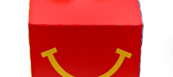 Changes in kids' fast food meal cut calorie intake
