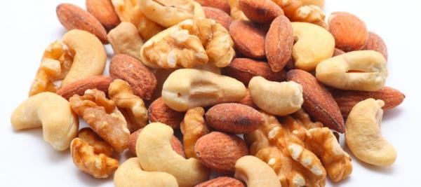Nut consumption associated with lower risk of some types of cancer