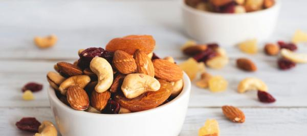 Eating a variety of nuts tied to lower risk of heart attack, stroke