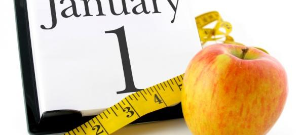 New Year's resolutions increase the odds of getting fit