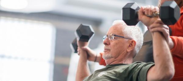 Want to live longer? Add strength training to your weekly routine