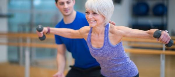 Higher muscle mass linked to longer life in people with heart disease