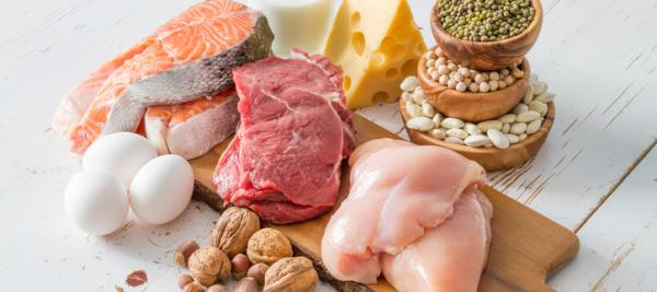 Protein - from any source - maintains muscle health