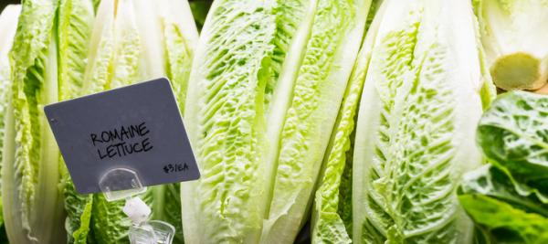 CDC: E.coli outbreak from romaine lettuce appears over