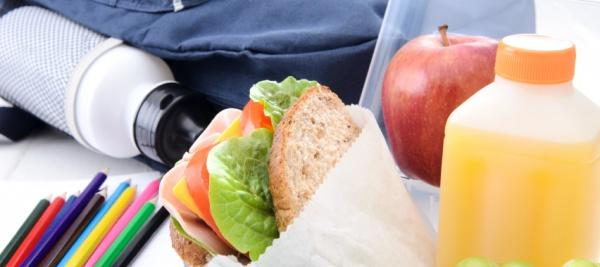 Kids' packed lunches often fall short of dietary guidelines