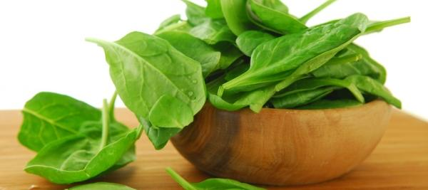 Spinach extract reduces cravings, helps weight loss