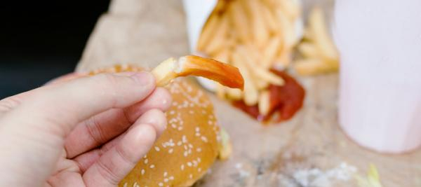 Harmful chemicals in one-third of fast food packaging