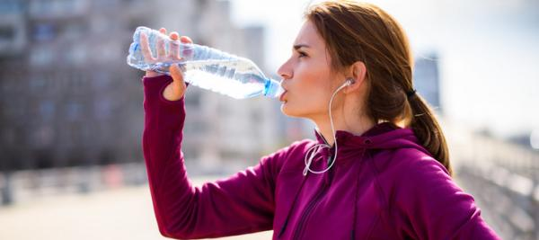 Dehydration may impair thinking ability