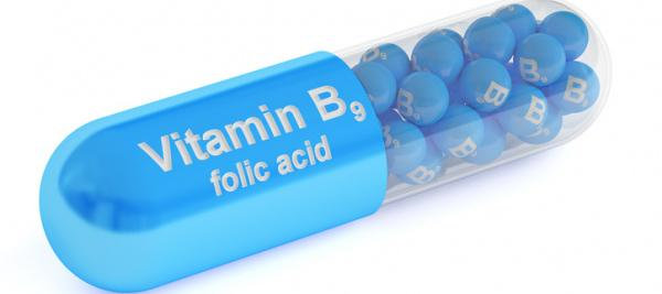 Folic acid supplements recommended for young women