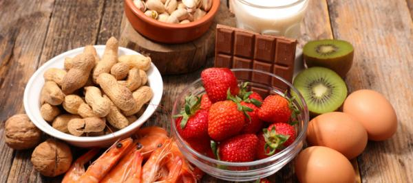 High rate of food allergies seen in adults