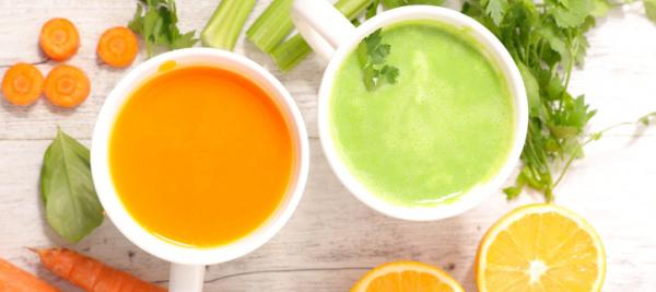 "Can a ""soup cleanse"" help you lose weight?"