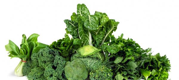 Eating leafy greens may counter cognitive aging