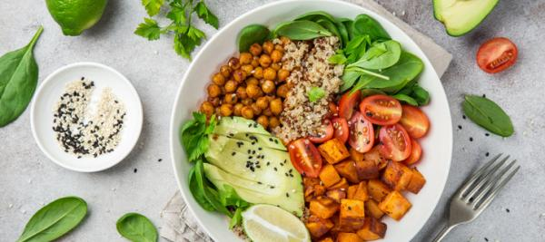 Plant-based diets lower risk of type 2 diabetes