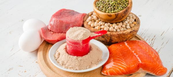 Eating protein three times a day could make seniors stronger