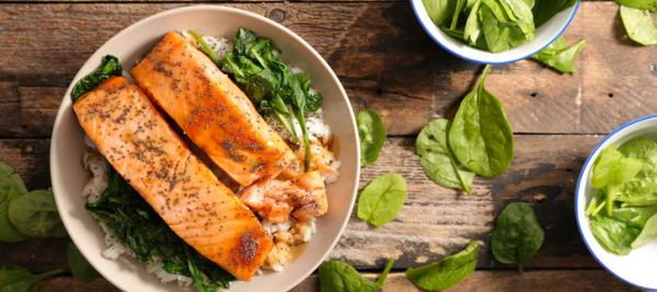 Omega 3 fats in seafood tied to healthy aging