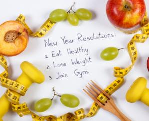 10 ways to stick to your 2018 weight loss plan