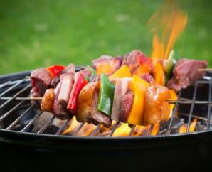 Six ways to healthier grilled meat
