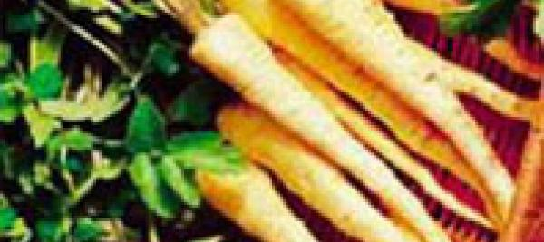Thai Spiced Parsnips