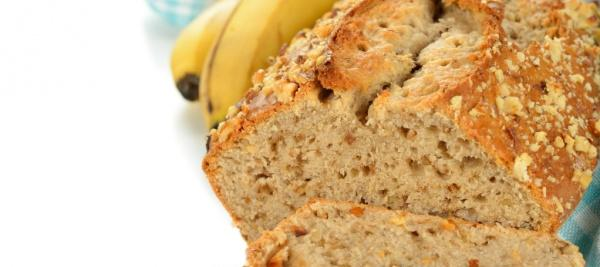 Banana Almond Bread