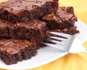 Flax Bean Brownies