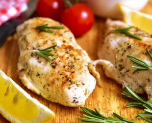Rosemary Mustard Chicken